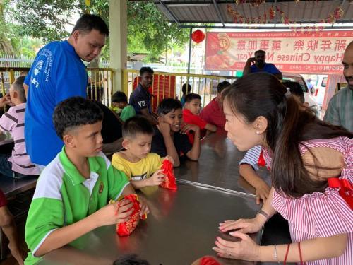 CNY 2019 Charity for disabled kids from Persatuan Penjagaan Kanak-Kanak Cacat Klang Selamgor-7.2 (1)