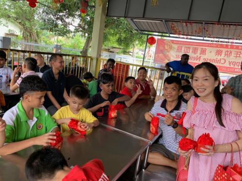 CNY 2019 Charity for disabled kids from Persatuan Penjagaan Kanak-Kanak Cacat Klang Selamgor-7.2 (2)