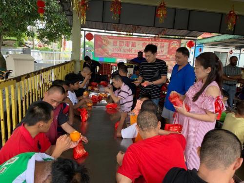 CNY 2019 Charity for disabled kids from Persatuan Penjagaan Kanak-Kanak Cacat Klang Selamgor-7.2 (3)