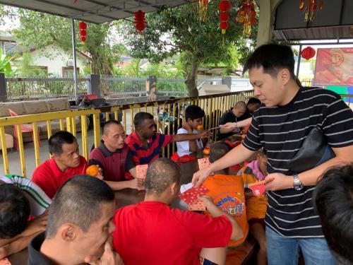 CNY 2019 Charity for disabled kids from Persatuan Penjagaan Kanak-Kanak Cacat Klang Selamgor-7.2 (4)