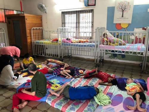 CNY 2019 Charity for disabled kids from Persatuan Penjagaan Kanak-Kanak Cacat Klang Selamgor-7.2 (5)
