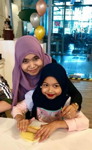 Charity Cookies Baking at The Buttercake Factory with Orang Asli Kids-21.10 (18)
