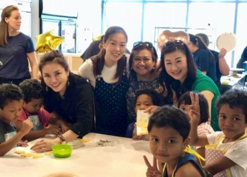 Charity Cookies Baking at The Buttercake Factory with Orang Asli Kids-21.10 (2)