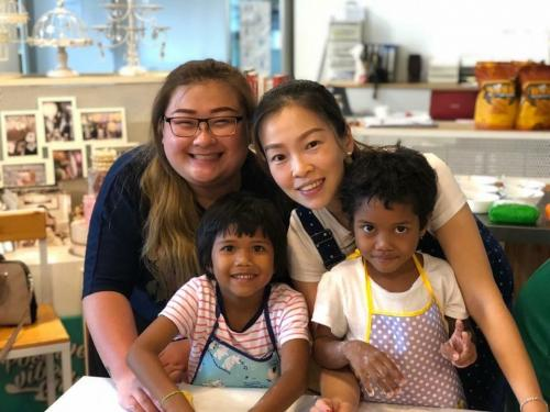 Charity Cookies Baking at The Buttercake Factory with Orang Asli Kids-21.10 (23)