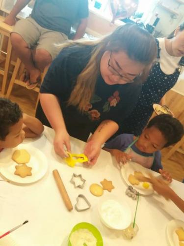 Charity Cookies Baking at The Buttercake Factory with Orang Asli Kids-21.10 (3)