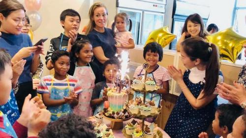 Charity Cookies Baking at The Buttercake Factory with Orang Asli Kids-21.10 (7)
