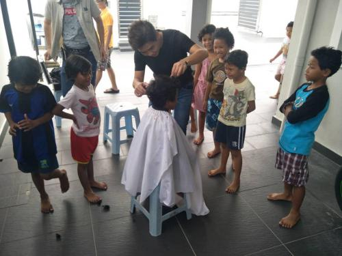 Charity Haircut (1)