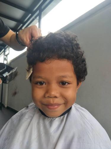 Charity Haircut (12)