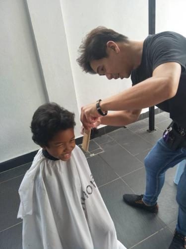 Charity Haircut (4)