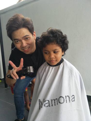 Charity Haircut (9)