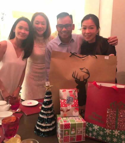 Medicas 2018 X'Mas Thanksgiving @ Annual Dinner with working team (10)