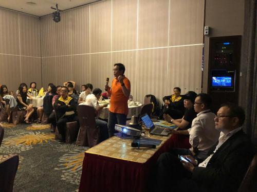 Rotary Bukit Bintang Stemcell Talk on 21.11.2018 at Restoran Hei Loi Tan, Petaling Jaya (1)
