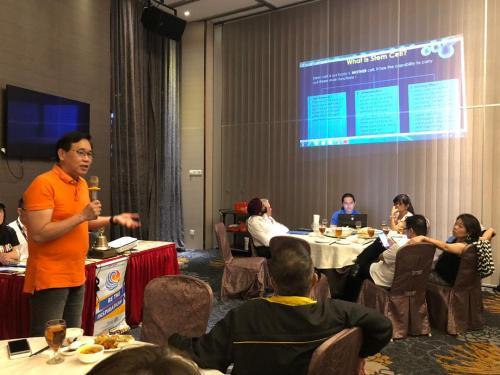 Rotary Bukit Bintang Stemcell Talk on 21.11.2018 at Restoran Hei Loi Tan, Petaling Jaya (6)