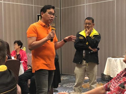 Rotary Bukit Bintang Stemcell Talk on 21/11/2018 at Restoran Hei Loi Tan, Petaling Jaya