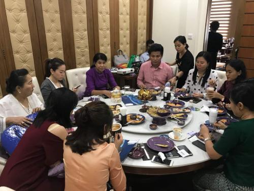 Talk @ Yangon, Myanmar